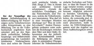 Badisches Tagblatt, 20.11.2014